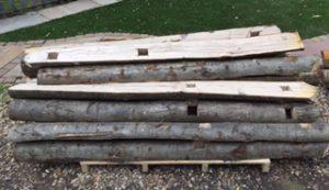 Chestnut Fencing Surrey hampshire Post 2m